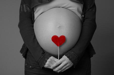 conocer la llegada del parto