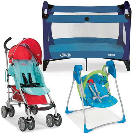Pack productos Graco
