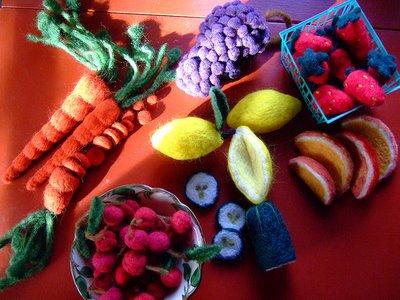 Fruta de primavera