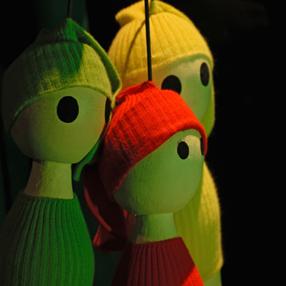 Marionetas Teatralia