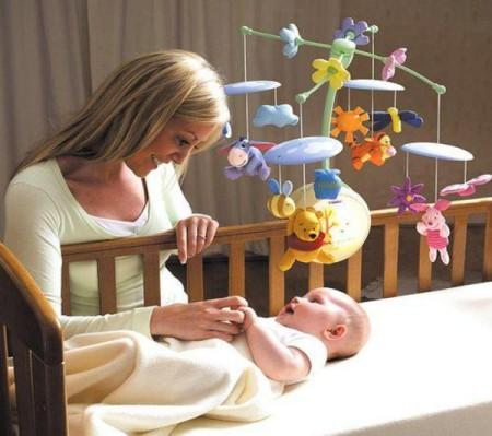 Estimular a los bebes