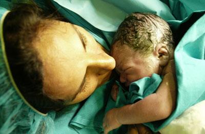 Primer Bebe Seleccionado Geneticamente