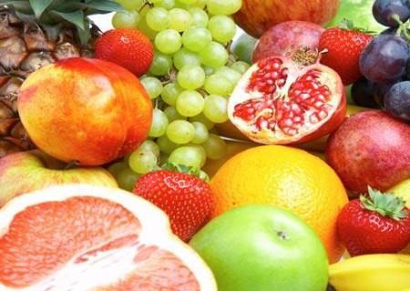 Ofrecerles el arco iris para que coman sano