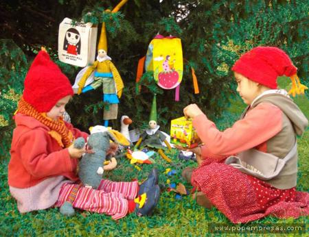 Ropa y juguetes de Petilea