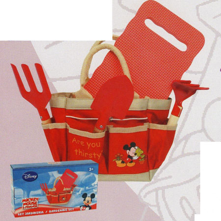 Cesta herramientas Mickey