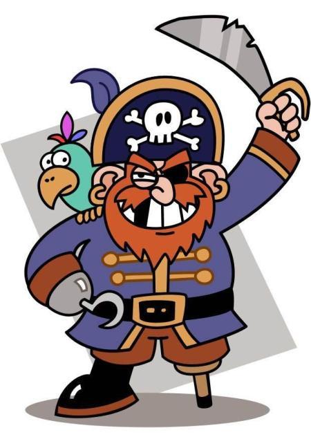 la cancion del pirata