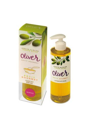 aceite de oliva virgen especial para niños