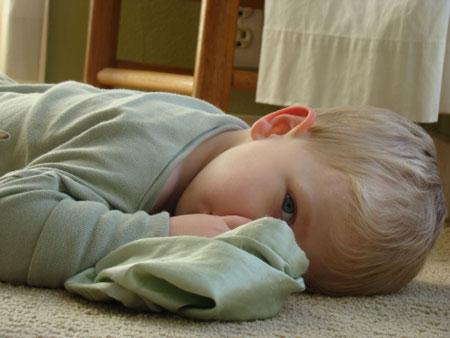 Como actuar si el niño tiene convulsiones
