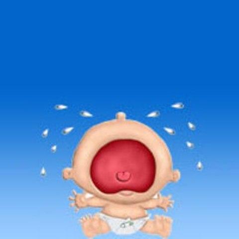 Espasmo del sollozo, el bebé deja de respirar al llorar