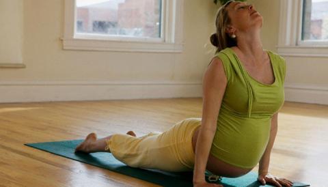 gimnasi embarazada
