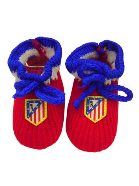 Vestir al bebé con los colores de tu equipo de fútbol