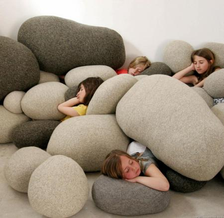 Piedras para decorar la habitación de tu hijo
