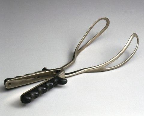 El parto instrumentado, forceps, espátulas y ventosas