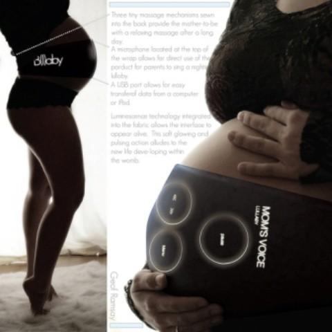 Blaby, música para el futuro bebé