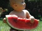 Si no come fruta, prueba con la sandía