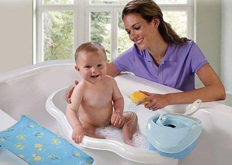 los trucos de mama para el aseo del bebe