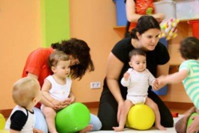 taller de movimiento creativo para los bebes