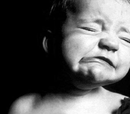 alarmante aumento de bebes estresados
