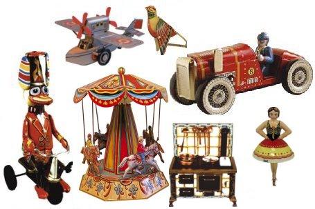 museo de juguetes de hojalata
