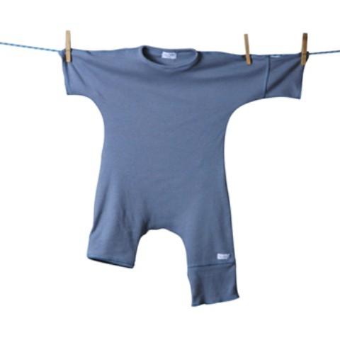 Pijama de bebé extensible