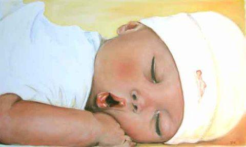 Si el bebé se duerme sólo tendrá menos problemas de sueño