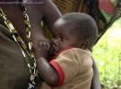 Una terapia reduce el contagio del VIH de la madre al lactante