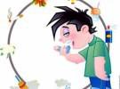 El asma, una enfermedad frecuente en la infancia