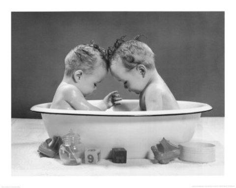 el agua del baño de los bebes contiene sustancias perjudiciales para su piel