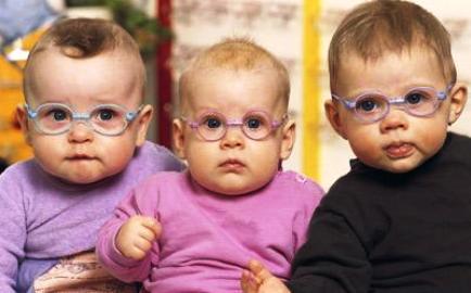 los niños y sus problemas de vision mas frecuentes