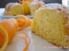 Cocinar con niños: Bizcocho de naranja