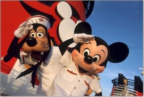 Viajar con niños: Cruceros Disney 2010