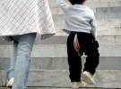 Kaidangku, los pantalones de los bebés chinos dejan el culete al aire