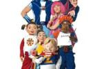 Televisión infantil: Lazy Town