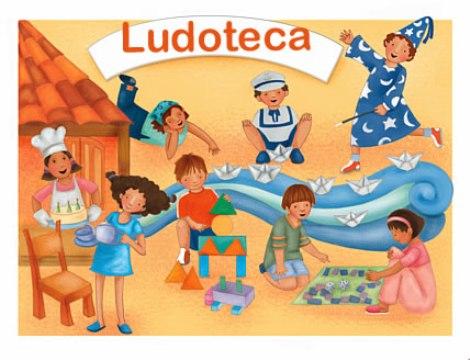 la ludoteca, una buena alternativa de diversion para los niños