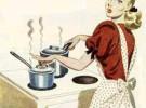 Los trucos de mamá en la cocina