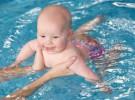 No se puede perder de vista al niño en el agua