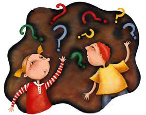 niños preguntas