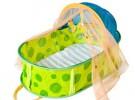 Bebés seguros y cómodos bajo el sol