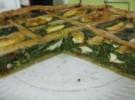 Recetas: Tarta de verduras y pollo