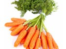 Zanahorias para que a nuestro bebé no le falte vitamina A