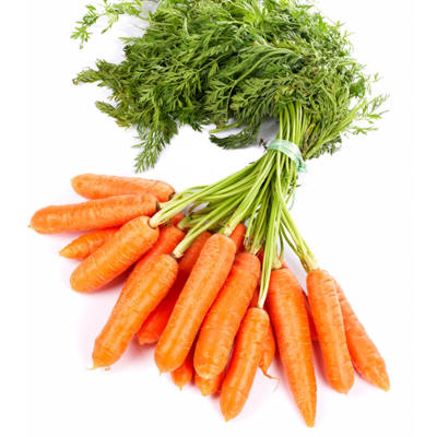 zanahorias para que a nuestro bebe no le falte vitamina A