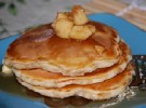 Receta: Tortitas de manzana para desayunar o merendar