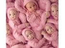 Embarazada de doce bebés