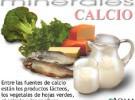 Una dieta rica en calcio protegerá al niño cuando sea adulto