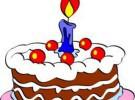 La fiesta de cumpleaños para los bebés de hasta 2 años