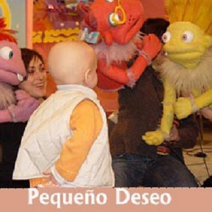 Fundación Pequeño Deseo, una sonrisa para los niños enfermos