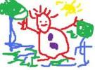 El dibujo, la primera manifestación artística de nuestro bebé