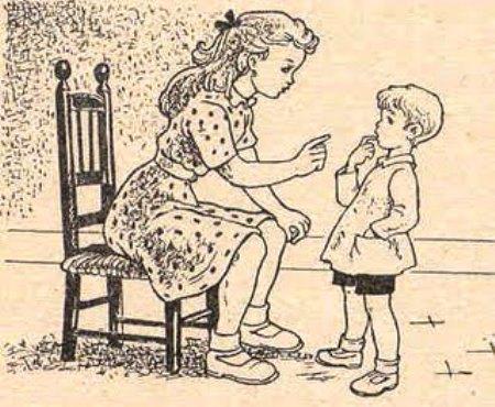 la necesidad de poner limites a los niños