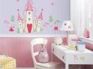 Vinilos para decorar la habitación de los niños