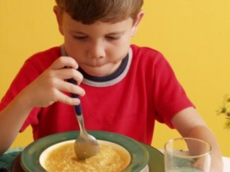 normas para una dieta sana en los niños de 3 años